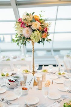 66 best tall wedding centerpieces images wedding decoration rh pinterest com how to make a floral arrangement for a wedding arch how to make a flower arrangement for a wedding