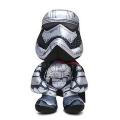 Peluche Capitan Phasma 45cms - Star Wars