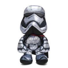 Peluche Capitan Phasma 45cms - Star Wars