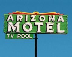 Photograph of Arizona Motel, Tucson, Arizona