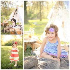 Camping Mini Session 2013, Lee's Summit Children's Photographer » Elliott Grace Portraits
