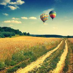 #воздушныйшар #активныйотдых #спорттур #weekend #отдыхнаприроде  Полет на воздушном шаре – это замечательный способ провести выходные всей семьей или в компании друзей.