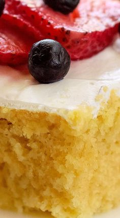 Twinkie Cake ~ Made with a doctored up yellow cake mix. An envelope of Dream Whip is added to the cake while it's being mixed... After the cake is baked it has an amazing light texture.
