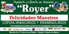 Papeería y Librería. ROYER