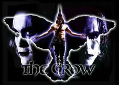 the crow brandon lee photo: crow crowbrandon. Crow Movie, I Movie, Brandon Lee, Bruce Lee, Beautiful Soul, Gorgeous Men, Crow Images, Creepy Movies, Classic Movie Posters
