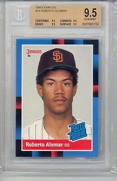 Baseball Cards For Sale, San Diego Padres, Sports Baseball, Boston Red Sox, Cool Watches, Trading Cards, Fitness, Ebay, Mint