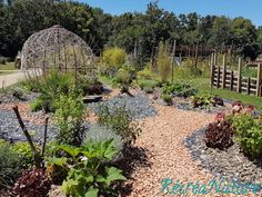 RécréaNature : Jardins d'Expression 2016