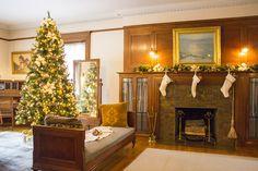 A Glensheen Christmas - Master Bedroom