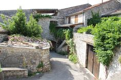 Balazuc (Francia)