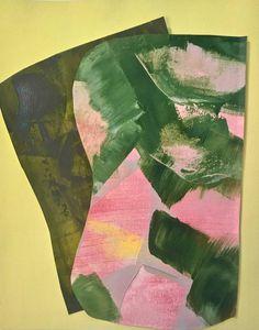 Original Abstract Painting by Soumisha Dauthel Garden Painting, Garden Art, Paper Art, Saatchi Art, Original Paintings, Abstract Art, The Originals, Artist, Products
