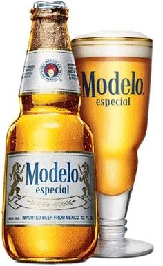 Modelo Especial - Grupo Modelo (Good with fish tacos) Wine And Liquor, Wine And Beer, Modelo Beer, Mexican Beer, Beers Of The World, Beer Brands, Home Brewing Beer, Scotch Whiskey, Best Beer