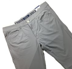 Techno Ultimate Grey Pant   Ballin - 38 / Grey