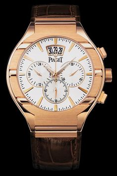 Cellini Jewelers Piaget Polo  18K RG Automatic Chronograph
