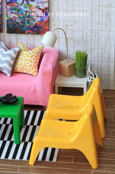 ikea huset doll furniture. all the accessories are from my collection and not included in ikeau0027s set please ikea huset doll furniture