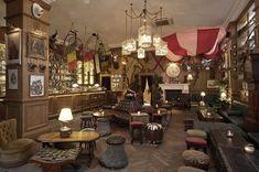 2014 Restaurant & Bar Design Award Winners,Standalone Bar/Club: Mr Fogg's (London) / d_raw