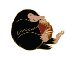 "This adorable Niffler enamel pin: | 19 Magical ""Fantastic Beasts"" Products You'll Want To Buy Immediately"