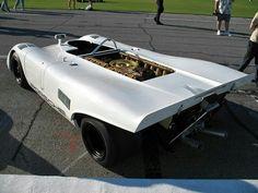 .16 cylinder 917 TEST CAR !!