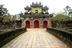 Пагода Чуа-Мот-Кот