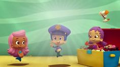 bubble guppies costume boxing gallery