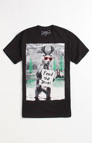 Feed The Deers Tee