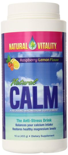 Feeling stressed? Did you know that getting too much calcium and not enough magnesium can cause stress? Balance is the key. Natural Calm balances your calcium intake and restores healthy magnesium levels so that you feel less stressed. Works great for a lot of people!! click image to learn more and find out where you can get it