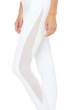 Luminous Legging - White at ALO Yoga