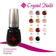 #Colores #Diamond de #CrystalNails
