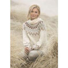 Knit Crochet, Crochet Pattern, Drops Design, Garter Stitch, Knit Fashion, Knitting Projects, Vikings, Knitwear, Knitting Patterns