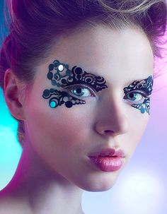 Face Lace OpTart   Kryolan - Professional Make-up