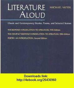 Literature Aloud (9780312192099) Michael Meyer , ISBN-10: 0312192096  , ISBN-13: 978-0312192099 ,  , tutorials , pdf , ebook , torrent , downloads , rapidshare , filesonic , hotfile , megaupload , fileserve