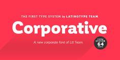 Corporative - Webfont & Desktop font « MyFonts