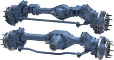 Portal Axles - AxleTech International