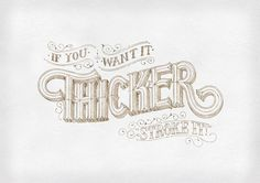 25 Great Typography and Lettering Designs | From up North