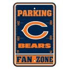 Chicago Bears Parking Sign 12 In.x 18 In.