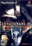 Gaming Playstaion2 - Fatal Frame III The Tormented