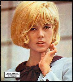 sylvie vartan - french singer by sonobugiardo, via Flickr