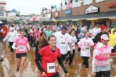 Nearly 3,600 participate in first Komen race in Ocean City