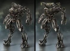 Transformers News: Transformers: Age of Extinction Concept Art from Robert Simons