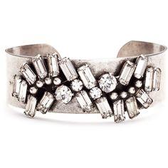 DANNIJO Caila Bracelets ($245) ❤ liked on Polyvore