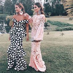 """423 Me gusta, 8 comentarios - Cartu Calderon De Aguinaga (@flamintgo) en Instagram: """"Estilazo y clase de @sisterlystyle con diseños de @johannaortizofficial No se me ocurre mejor…"""""""
