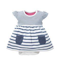 Mothercare Jesusito Punto Raya Marinera - Esenciales Bebe Primavera Verano 2015 - Moda infantil - Mothercare