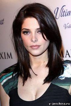 Стрижка фото на средние волосы: 50 вариантов