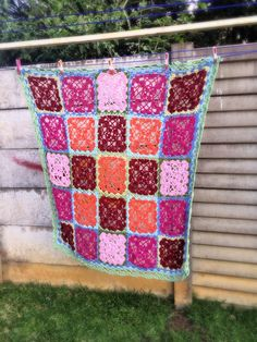 Haak-en-stekie Knitted Afghans, Crochet Blankets, Cushions, Dreams, Quilts, Stitch, Knitting, Bohemia, Throw Pillows