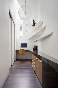 Stirling house office in Sydney, Australia: Mac-Interactive Architects