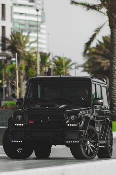 "envyavenue: ""Brabus G700 by Hosam Al-Ghamdi """