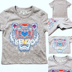 """""""I don't care what people think about me, I'm fashionable in my way"""" - #kenzo #kenzotiger #babystar . It's available in our store: cod. KJ 10588 20 Size 2/4/6/8A 45€  10/12A 50€  14 A  55€  16A.  68€ 🌐WWW.QUA-QUA.IT"""