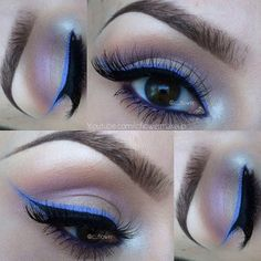 Lilac Wing liner <3