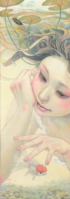 Miho Hirano /平野実穂 | Pop Fantasy Art