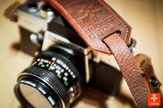 Stylish and Durable Leather Camera Strap | Indiegogo