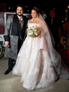 "It's the wedding of the year in the classical music world! On December 29, Anna Netrebko and Yusif Eyvazov, said ""I do"" in Vienna. The wedding was held in royal style at sumptuous Palais Coburg, wi..."